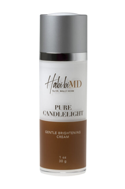 PURE CANDLELIGHT Gentle Brightening Cream